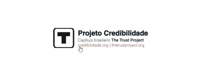 Inscrições abertas para o lançamento do Projeto Credibilidade