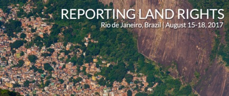 Thomson Reuters oferece treinamento para jornalistas sobre direito de propriedade fundiária