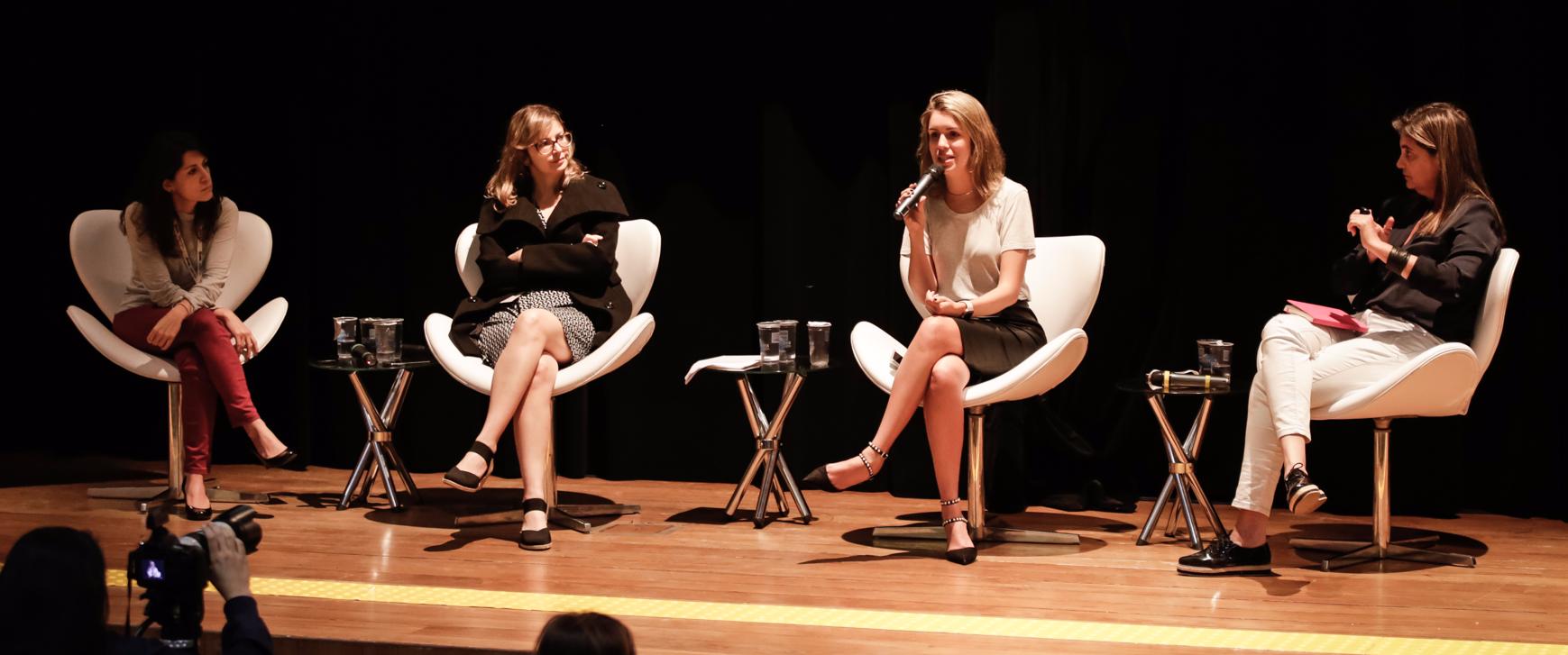 Abraji divulga resultados de pesquisa sobre mulheres jornalistas no Diálogos Gênero e Número
