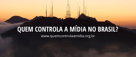 RSF e Intervozes divulgam resultados pesquisa sobre propriedade de mídia  no Brasil
