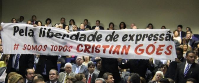 Grupo cria campanha para ajudar jornalista a pagar indenização a desembargador