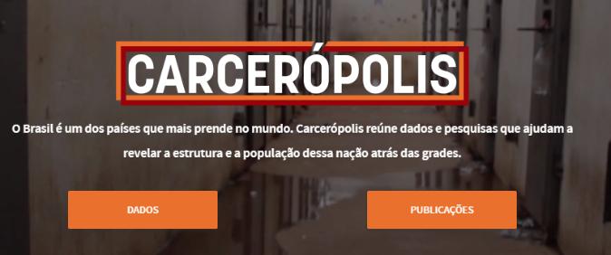 Plataforma oferece microdados e análises sobre o sistema prisional