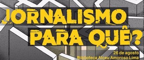 Em evento gratuito, mídia da ECA-USP pauta relevância do jornalismo