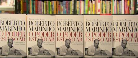 Biografia de Roberto Marinho é alvo de disputa judicial entre jornalista e editora