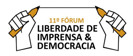 Inscrições abertas para o  11º Fórum Liberdade de Imprensa e Democracia
