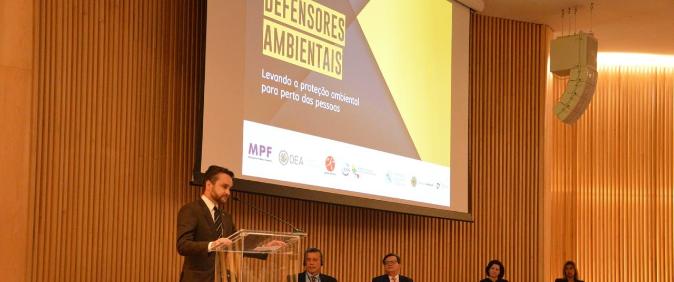 MDH inclui comunicadores no programa de proteção aos defensores dos direitos humanos
