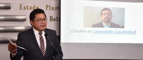 Jornalista brasileiro é atacado por políticos bolivianos