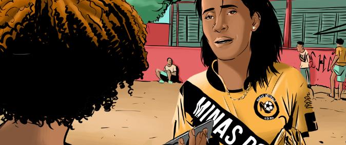 Agência de notícias busca financiamento coletivo para livro-reportagem em quadrinhos