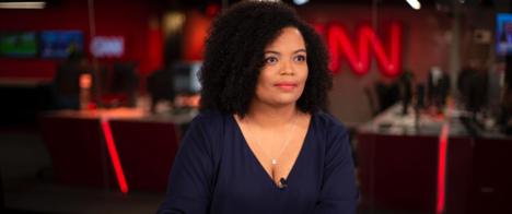 Basília Rodrigues fala de cobertura política na Live da Abraji