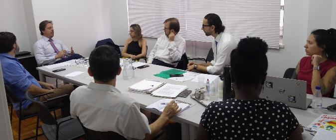 Organizações se reúnem com CNMP para traçar estratégias de proteção a comunicadores