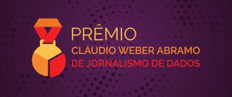 Inscrições abertas para o Prêmio Claudio Weber Abramo de Jornalismo de Dados