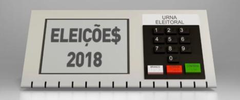 Organização lança ferramenta com dados sobre o financiamento eleitoral em 2018