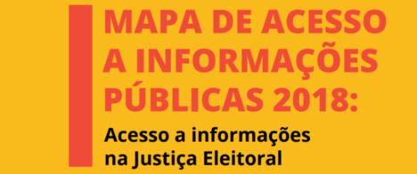 Acesso a informações na Justiça Eleitoral tem obstáculos, aponta Abraji