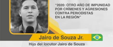 Webinar discute impunidade nos crimes contra jornalistas