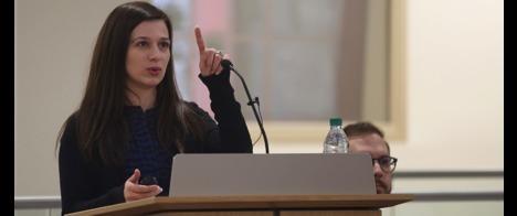 Repórter que revelou casos de abuso sexual na equipe de ginástica americana é destaque no 13º Congresso