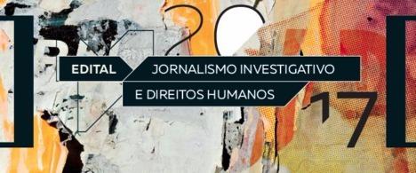 Últimos dias para se inscrever em edital sobre jornalismo investigativo e direitos humanos, do Fundo Brasil