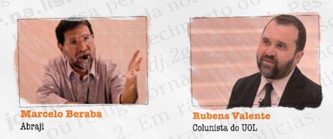 Abraji lança programa de entrevistas ao vivo com Marcelo Beraba