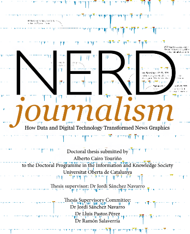 Nerd Journalism: How Data and Digital Technology Transformed News Graphics